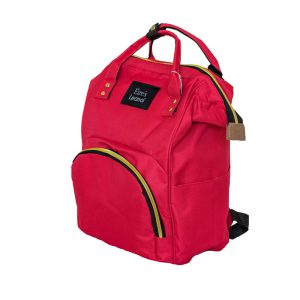 Ultimate Baby Bag Red